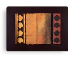 Page Format No.4 Transitional Series   Canvas Print