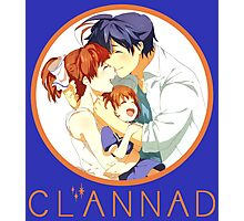 Nagisa And Tomoya Clannad After Story Photographic Print