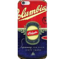 Columbia Vintage Bicycles iPhone Case/Skin