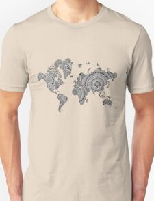 mandala world T-Shirt