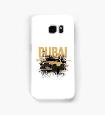 Dubai  Samsung Galaxy Case/Skin