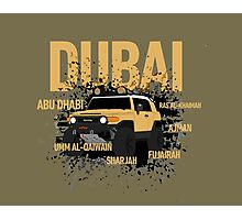 Dubai  Photographic Print