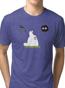 ghibli plankton Tri-blend T-Shirt