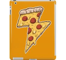 Thunder Cheesy Pizza iPad Case/Skin