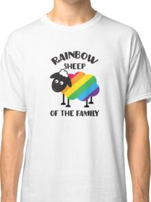 Rainbow Sheep Of The Family LGBT Pride Classic T-Shirt