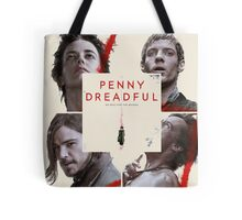 Penny Dreadful The Wicked Characters Tote Bag