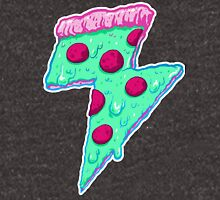 Thunder Neon Pizza Unisex T-Shirt