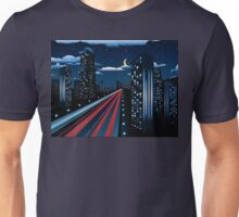 Night City Road 3 Unisex T-Shirt
