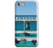 Three Jetties iPhone Case/Skin