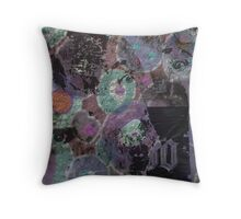 musings of a delicate nature - Anne Winkler Throw Pillow
