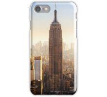 Empire State Building New York Manhattan Skyline iPhone Case/Skin