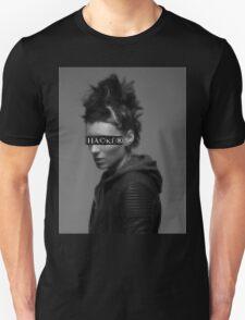 Lisbeth Salander is a... Unisex T-Shirt