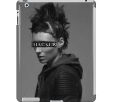 Lisbeth Salander is a... iPad Case/Skin