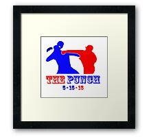 don't mess with texas Framed Print