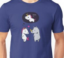 uniqorn for familly Unisex T-Shirt