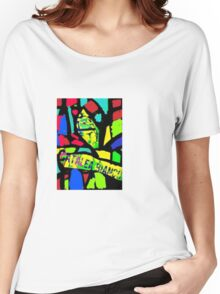 Stain Glass window Women's Relaxed Fit T-Shirt
