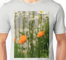 Field poppy  Unisex T-Shirt