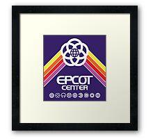 EPCOT Center 1982 Framed Print