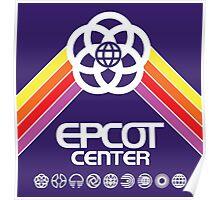 EPCOT Center 1982 Poster