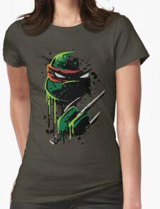 Cowabunga - Ralph Womens Fitted T-Shirt