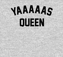 Yas Queen Women's Relaxed Fit T-Shirt