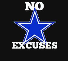 Dallas Cowboys No Excuses Unisex T-Shirt