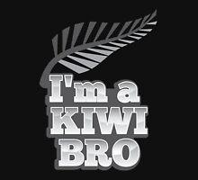 I'm a KIWI Bro New Zealand with silver fern Unisex T-Shirt