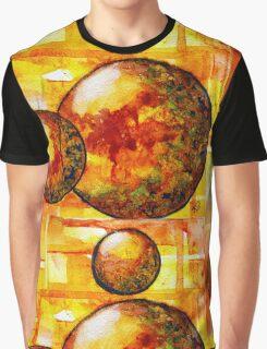 World Series B-3 Fuchsia Worlds Graphic T-Shirt