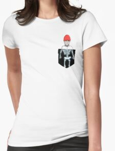 Tyler Joseph - Pocket  Womens Fitted T-Shirt