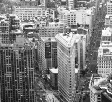 Flat Iron Building, NYC Sticker