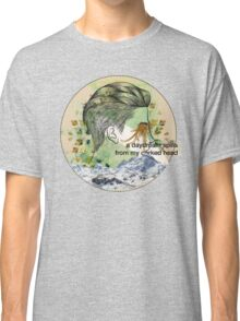 behind the sea Classic T-Shirt