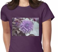 May your dreams bloom this new year A Womens Fitted T-Shirt