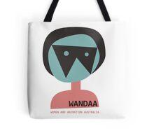 WANDAA: Women & Animation Australia Tote Bag