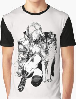 Sniper Wolf - MGSV Graphic T-Shirt