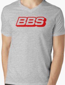 BBS Mens V-Neck T-Shirt