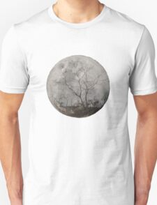 trees on the moon T-Shirt
