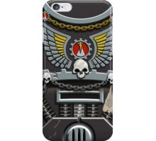Iron Hands Armour iPhone Case/Skin