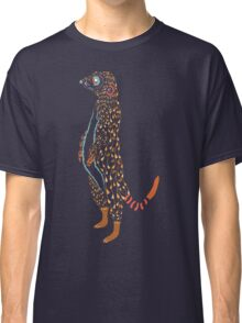 Abstract Meerkat Classic T-Shirt
