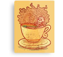 Tea Team Metal Print