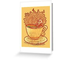 Tea Team Greeting Card