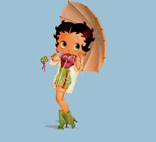 The Umbrella Girl Unisex T-Shirt