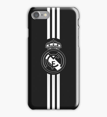 Real Madrid 3 stripes iPhone Case/Skin