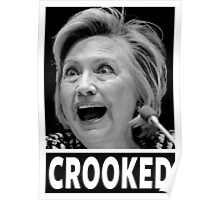 Crooked Poster