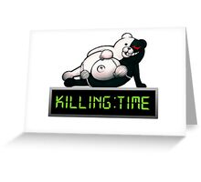 Monokuma Greeting Card