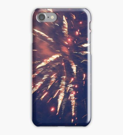 Firework. iPhone Case/Skin