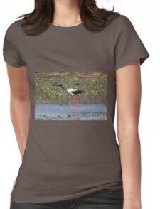 Yum, Eel Breakfast Womens Fitted T-Shirt