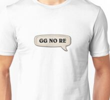 GG NO RE Unisex T-Shirt