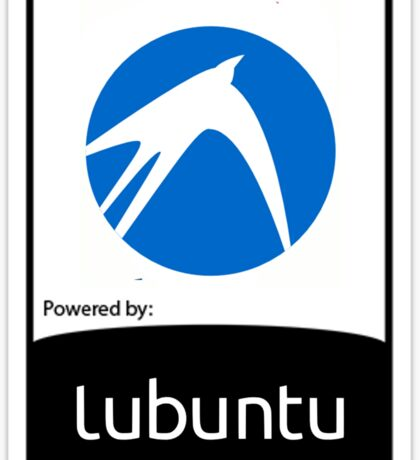 Lubuntu [HD] Sticker