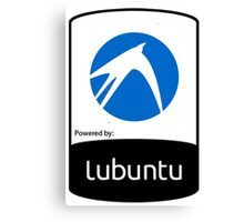 Lubuntu [HD] Canvas Print