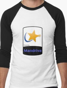 Mandriva [HD] Men's Baseball ¾ T-Shirt